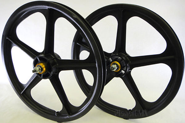"20"" TUFF WHEEL 2 GRAPHITES"