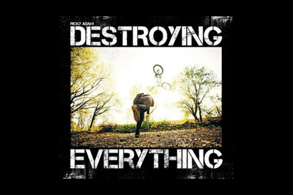 DESTROYING EVERYTHING ..SEEMS LIKE THE ONLY OPTION