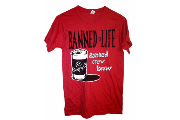 BANNED4LIFE TEE
