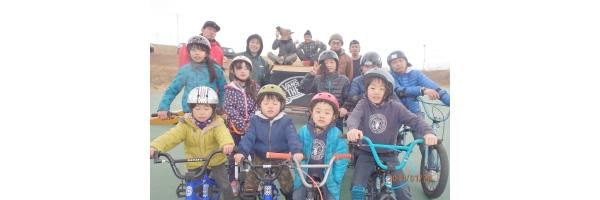 1月26日の「REON BMX school JAM」 by 安達 浩樹 (PiRO)