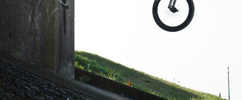 180 from the wall<br/>PHOTO: Yuta Yoshida
