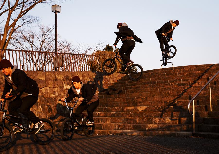 360!!<br/>PHOTO: Yuta Yoshida