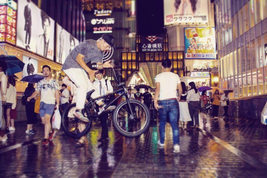 MOTO BARSPIN - OSAKA<br/>PHOTO:Masato Nishino