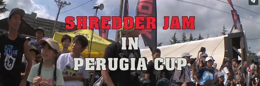 """タイトなクォーターで開催された、""""SHREDDER JAM""""の動画を公開。"""