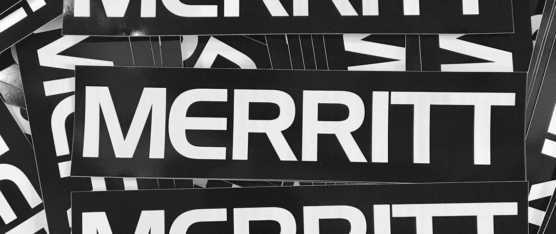 MERRITT新色のガンメタ!来週入荷予定です。