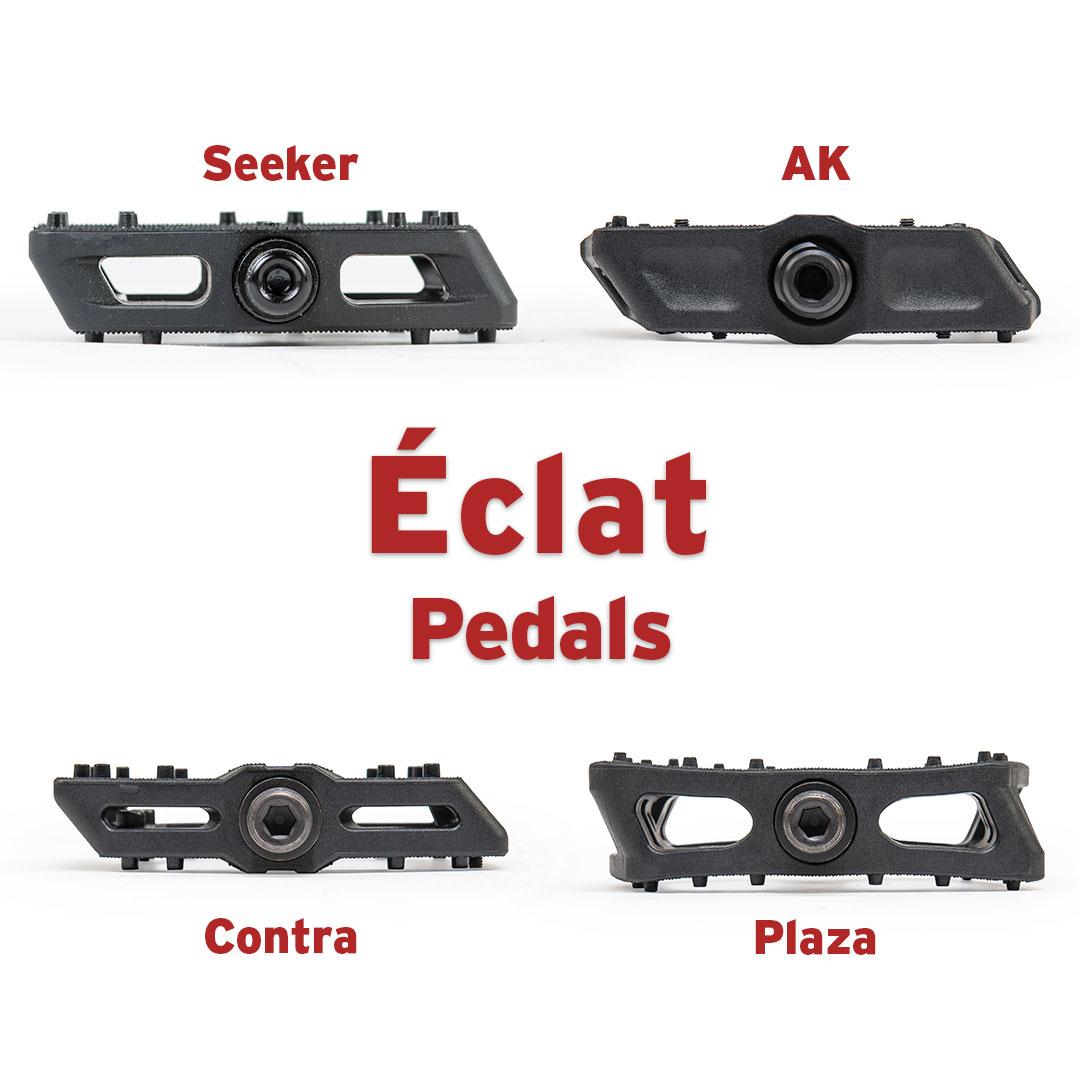 eclat pedals