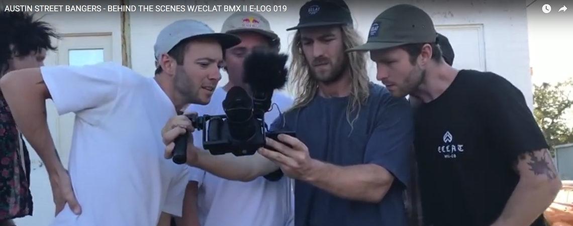 Éclat BMX – Socialitesビデオの舞台裏
