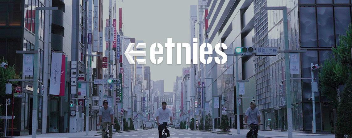 ETNIES JAPAN Team Edit 2018 オンライン!
