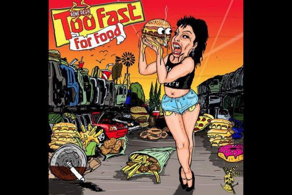 TOO FAST FOR FOOD DVD
