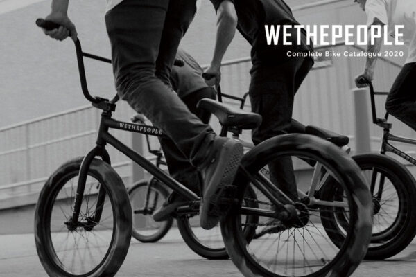 WETHEPEOPLE COMPLETE BIKE 2020 JAPAN CATALOG