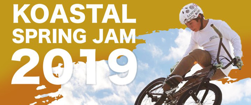KOASTAL SPRING JAM 2019 / 鵠沼海浜公園スケートパークにて開催