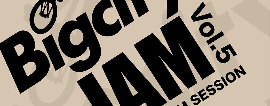 Bigcity Jam vol.5開催!12/1(日)は中津川公園スケートパークへ!