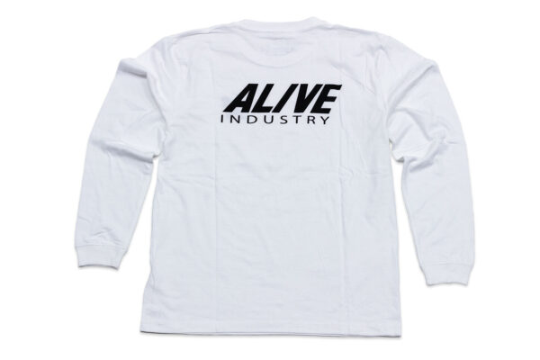 A LOGO LONG SLEEVE