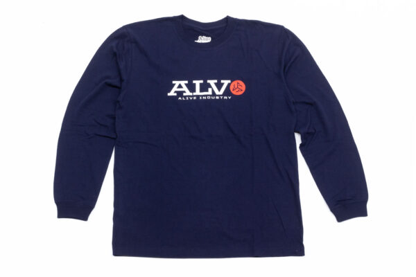 ALV LOGO LONG SLEEVE