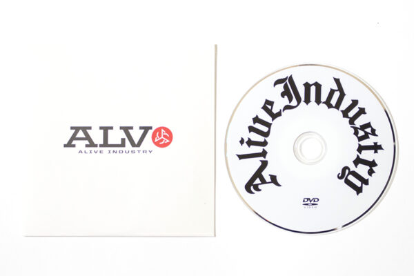 ALIVE INDUSTRY DVD