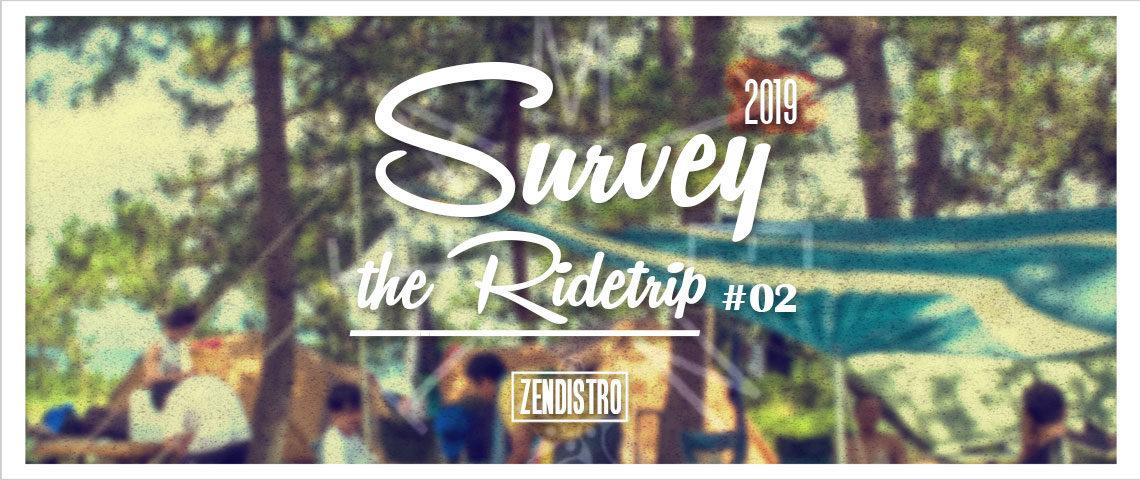 【12/27 00:00公開】TEAMZENのツアー『Survey the Ridetrip #02』の映像が完成