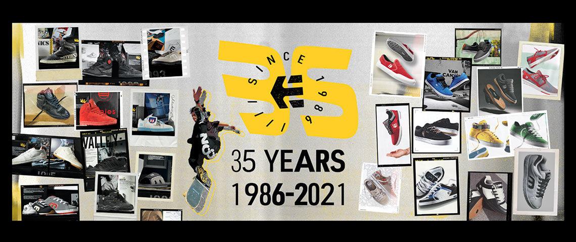 ETNIESが今年で35周年