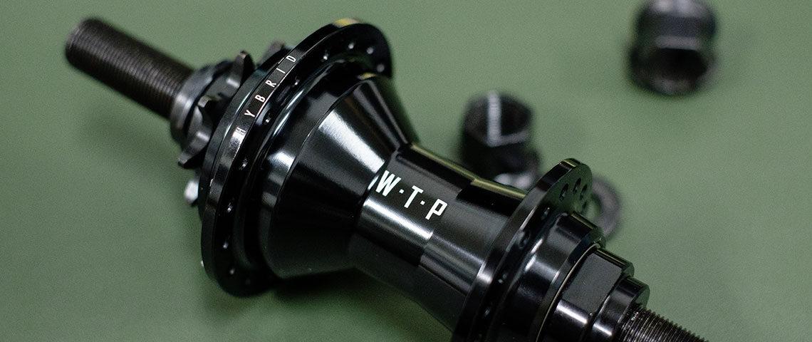 HYBRID HUBの重量は480g!軽量なWETHEPEOPLEのフリーコースターハブでカセット化も簡単!